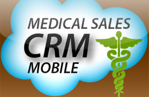 Mobile Sales CRM Mobile for iPad
