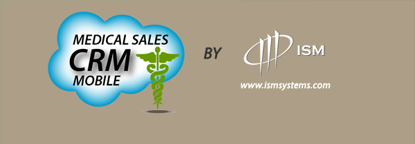Medical Sales CRM Mobile